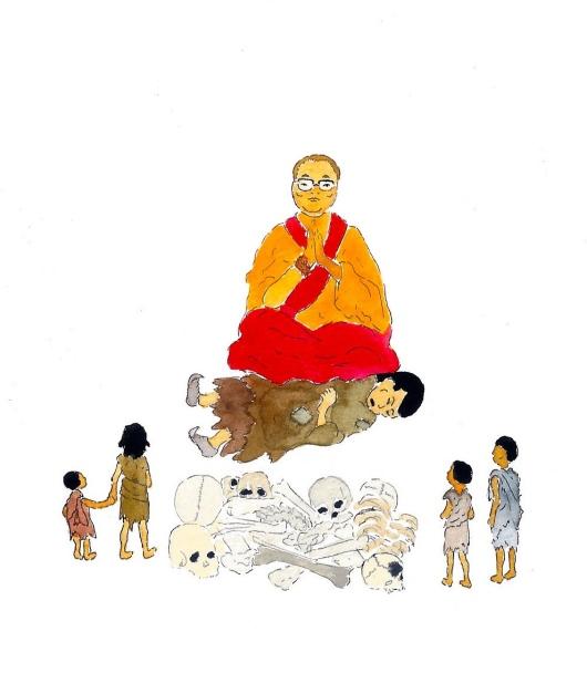 dalai lama slavery