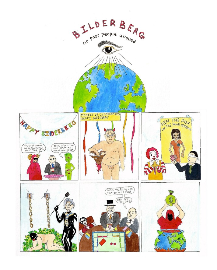 PPR comic Bilderberg